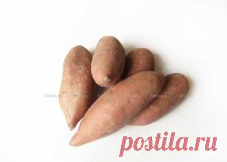 Батат (сладкий картофель)