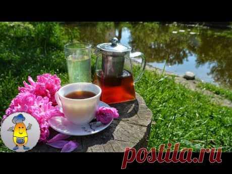 ФЕРМЕНТАЦИЯ ПИОНА - все этапы от заготовки лепестков до заваривания чая
