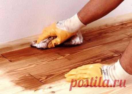 Как отремонтировать деревянный пол, не привлекая специалистов — Самострой