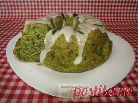 """Кекс """"Мохито"""" (Постный рецепт) (+ВИДЕО) - Затейка.com.ua - рецепты вкусных десертов, уроки вязания схемы, народное прикладное творчество"""