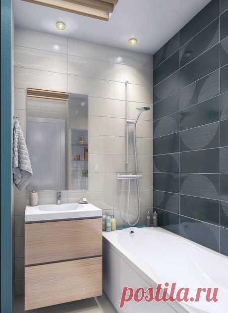 Большие возможности маленькой ванной