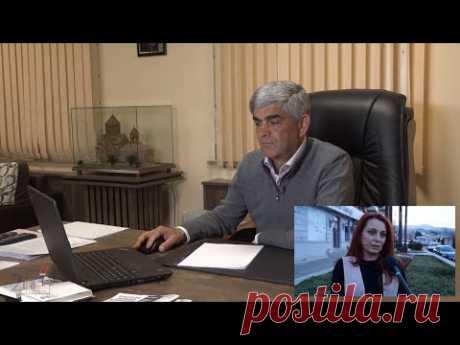 Հարցեր՝ Արցախի նախագահի թեկնածու Վիտալի Բալասանյանին - YouTube