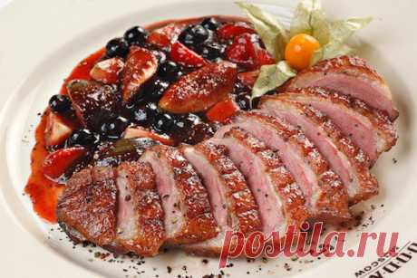Los pequeños secretos de la preparación de pato jugoso grudki — las recetas Sabrosas