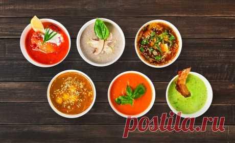 3 лучших овощных супа для похудения! Начать свой путь к правильному питанию стоит именно с суповой диеты. Всё дело в том, что, сидя на жестких диетах, многие дамы замедлили обменные процессы в организме, и легкий овощной суп поможет настроить кишечник на правильную работу.