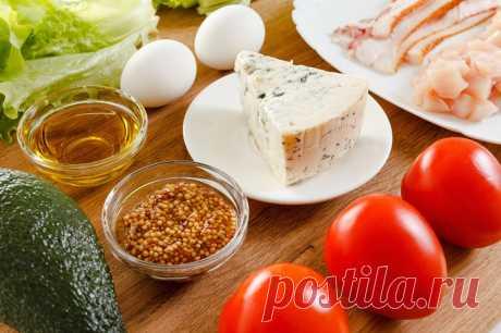 Рецепт салата с помидорами и яйцом . Милая Я