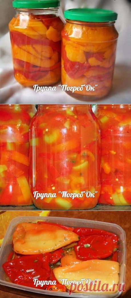 16 рецептов самых вкусных и простых салатов со сладким перцем