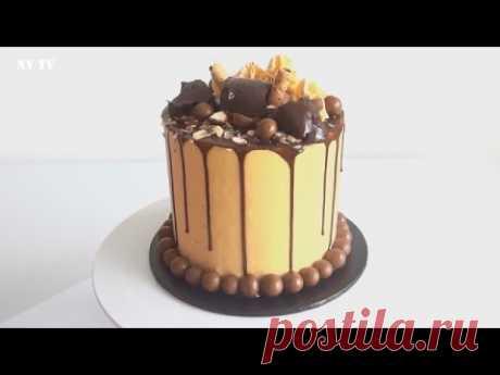 Топ 10 Удивительные украшения тортов #1# Профессионалы - кондитеры 80 уровня