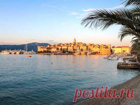 Хорватия: 5 веских причин посетить остров Корчула