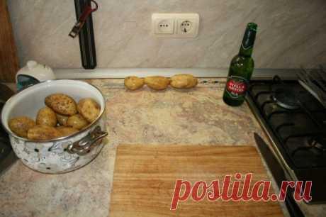 (+1) тема - Картошка на мангале | Полезные советы