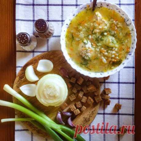 «7 дней - 7 супов». РАССОЛЬНИК по всем правилам. Как обычно - диетический, простой и очень вкусный. | Nata_SweetHome | Яндекс Дзен