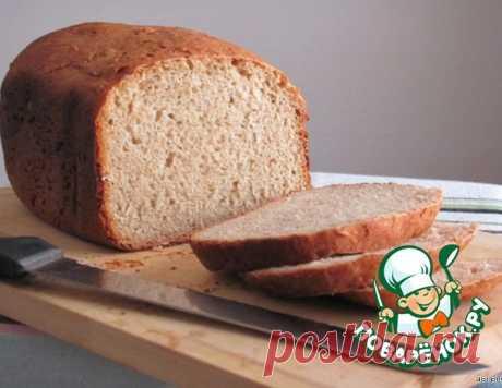 Хлеб горчичный с овсяными хлопьями – кулинарный рецепт