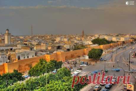 Рабат - величественная столица Марокко