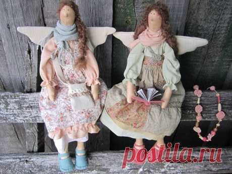 Все выкройки тильда на куклу: как сшить игрушку своими руками из ткани - Швейный мир