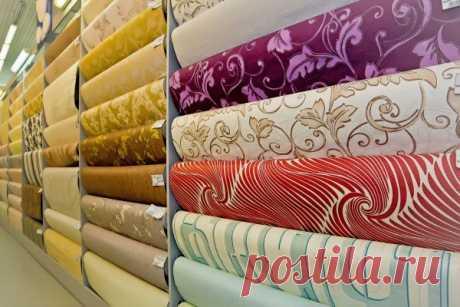 Какие бывают обои для стен: основные разновидности, характеристики и классификация