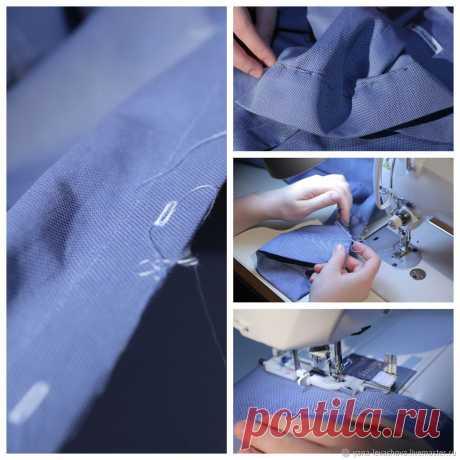 Мастер-класc по пошиву рубашки. Обучающий видео-курс по шитью – купить на Ярмарке Мастеров – LABYSRU   Мастер-классы, Москва