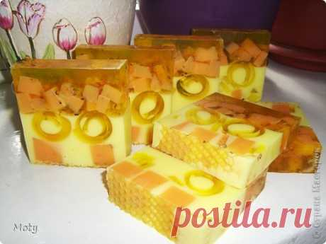 Honey soap... MK | Country of Masters