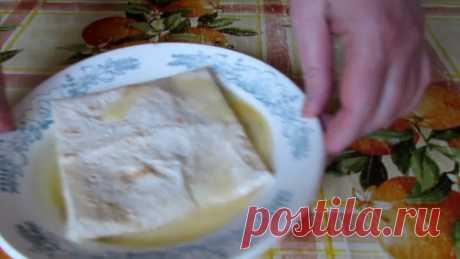 Закуска из лаваша: с сыром и зеленым луком, так просто и так вкусно | Вкусности жизни | Яндекс Дзен