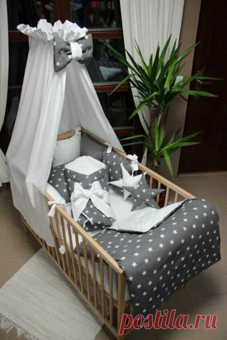 Выбираем лучшую детскую кроватку!
