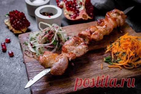 20 отличных маринадов для шашлыка из свинины