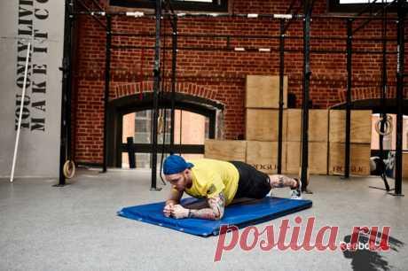 5 упражнений для спины без дополнительного оборудования The-Challenger.ru