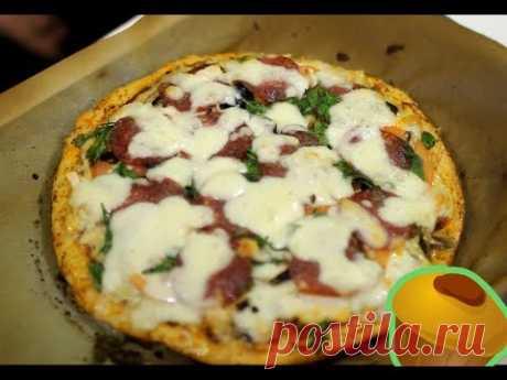 La receta de la pizza de carne y clásica (sobre el test delgado y gordo)
