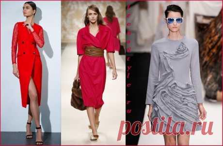 Базовый гардероб весна 2016 модные тенденции новинки