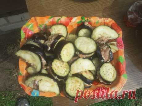 Баклажаны фаршированные (китайская кухня) - запись пользователя Tamariko (Тамара) в сообществе Болталка в категории Кулинария