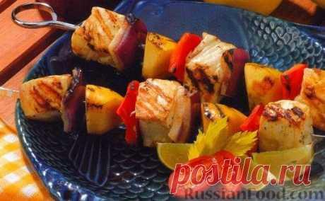 50 рецептов блюд для пикника с пошаговыми фото.