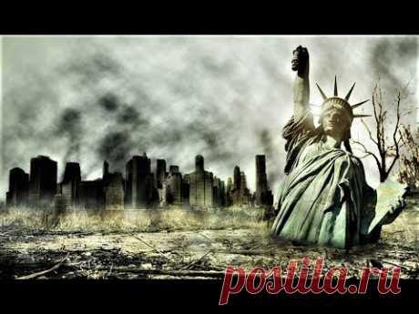 Оплавленные мегалиты Нью Йорка