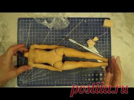 How to make BJD part 4