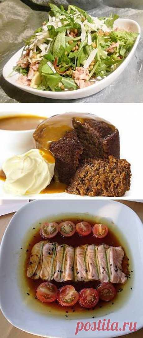 Известные шеф-повара мира : Кулинарные рецепты со всего мира