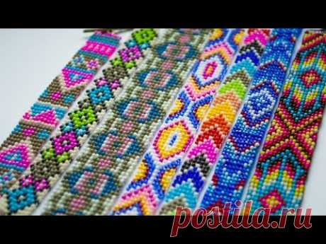 BRACELETS FROM BEADS. BEADWORK FOR BEGINNERS. 2 equipment and fastening of fasteners