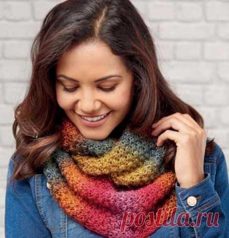 Как связать шарф - 36 моделей и схем с описанием для начинающих