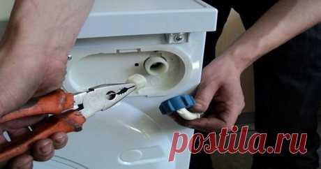 Профилактика стиральной машины которая защитит от поломки