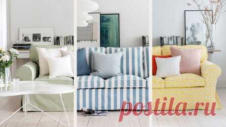11 способов преобразить старую мебель