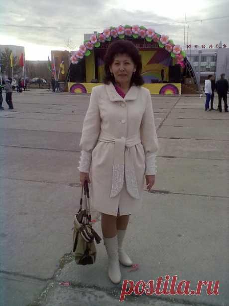 Карима Абдрахманова