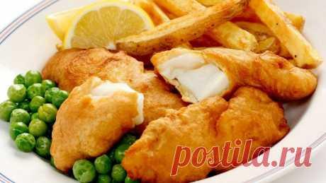 Как приготовить кляр для жарки рыбы | Cookingfood.com.ua
