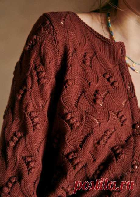 Нашла вам три узора к жакету, пуловеру и шортам - новинкам от Sezane 2021 | Всё лучшее - маме | Яндекс Дзен