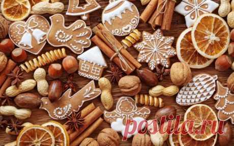 Новогоднее настроение витает повсюду;)) Рецепты глазури для новогодних печенюшек — Вкусные рецепты