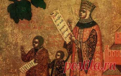 Как воспитывали царских детей в Московии - Статьи - Семья - Дети Mail.Ru