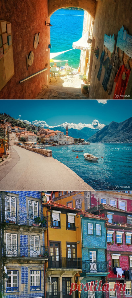 Самые яркие места для туристического отдыха в Европе — Вокруг Мира