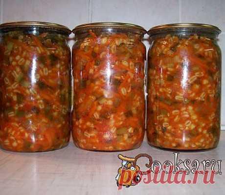 Рассольник консервированный рецепт с фото