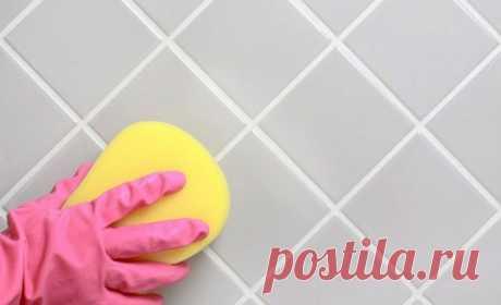 Как очистить швы между плиткой в ванной: 8 рекомендаций — Полезные советы
