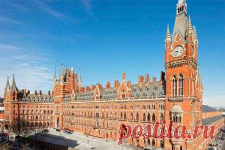 Вокзалы, ставшие достопримечательностями (6 фото) . Тут забавно !!!