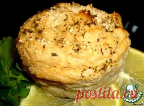 Суфле из печени трески – кулинарный рецепт