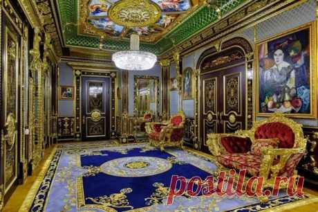Найден жутко красивый отель в Сочи. Богатство этих интерьеров переливается через экран - Квартира, дом, дача - медиаплатформа МирТесен