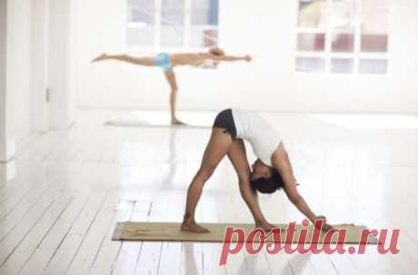 Упражнения для снятия боли в спине