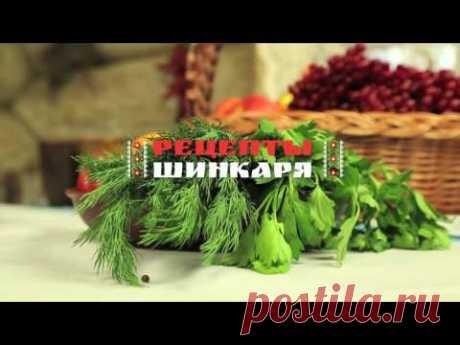 Las recetas shinkarya №26 - el Vino tinto caliente con especias sobre la cerveza - YouTube