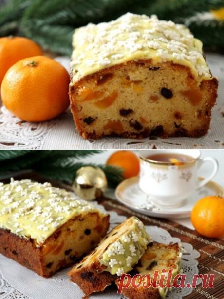 Кекс с мандаринами | Бабушкины секретики