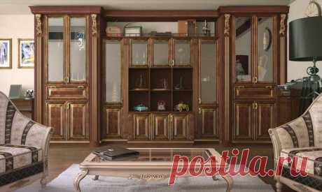 Мебель из массива, мебель из массива дерева на заказ в Москве
